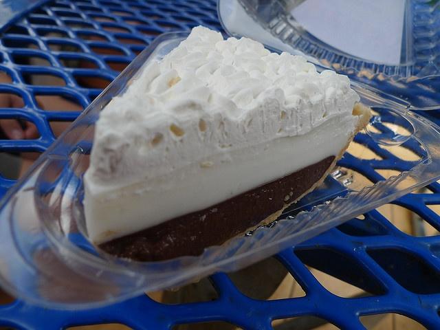 ted's chocolate haupia pie | RECIPES | Pinterest