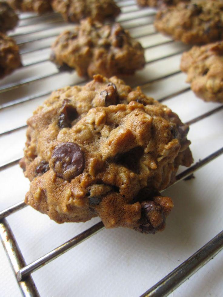 Oatmeal Raisin Chocolate Chip Cookies | Sloppy Joes | Pinterest
