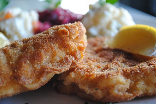 Pork Schnitzel | Fabulous Food | Pinterest