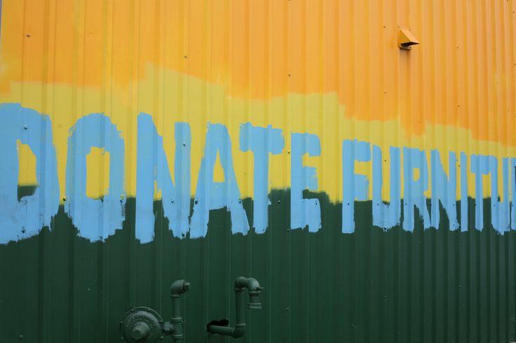 Donate furniture cool