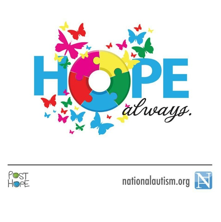 autism there is hope Home autism autism: hope for every child autism: so no matter what you are told, please know that there is hope for your child of course.