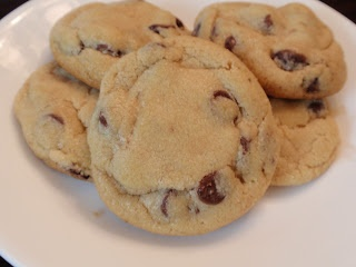 Soft Batch Chocolate Chip Cookies | Me Want COOKIES numnumnum | Pinte ...