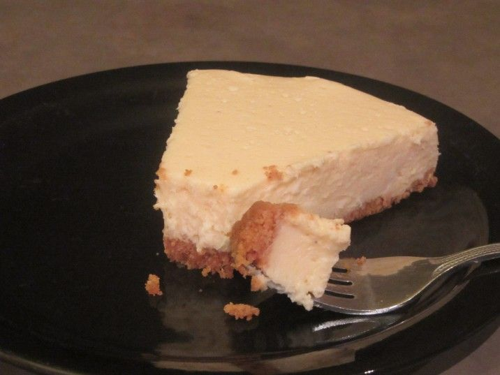 Eggnog Cheesecake | More Good Foods | Pinterest