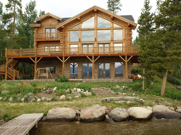 Pin by laura d on oh the places you 39 ll go pinterest for Grand lake cabins