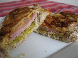 Cuban Panini | Yummy Foods | Pinterest