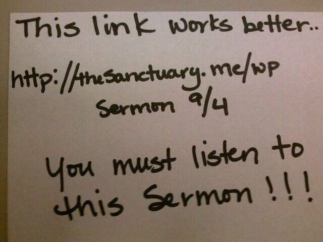 pentecostal sermon on thanksgiving