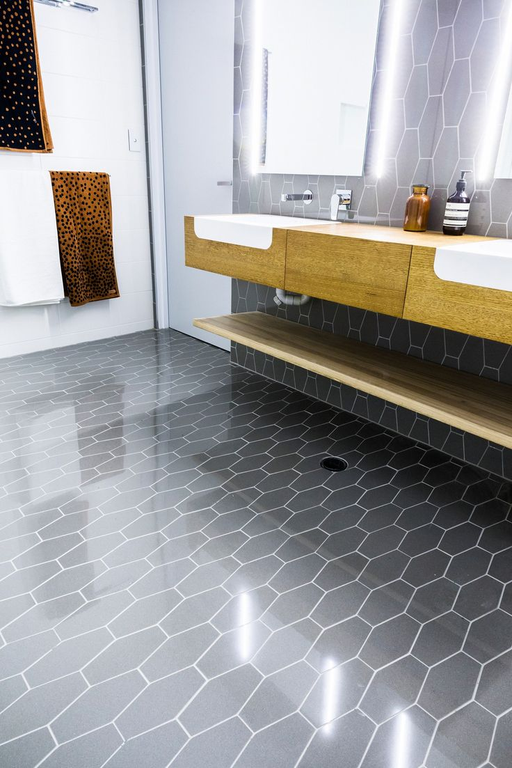 Stunning bathroom design ideas as seen on the block for Bathroom designs the block