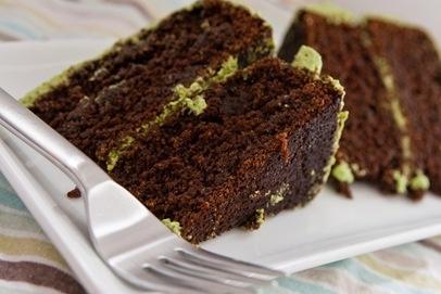 Vegan Chocolate Avocado Cake   Get Healthy   Pinterest