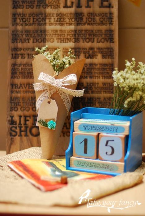 Wooden Perpetual Calendar | Wood Stuffed Accessories | Pinterest