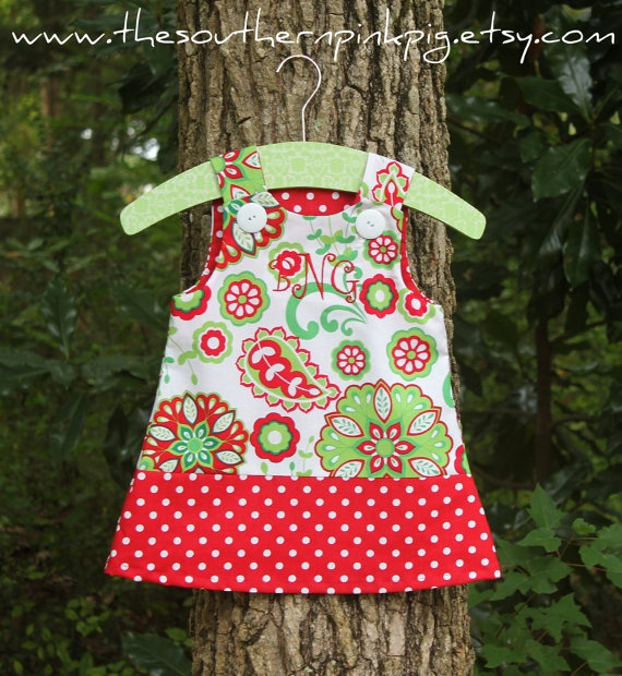 Christmas dress things i want to make for eleanor pinterest