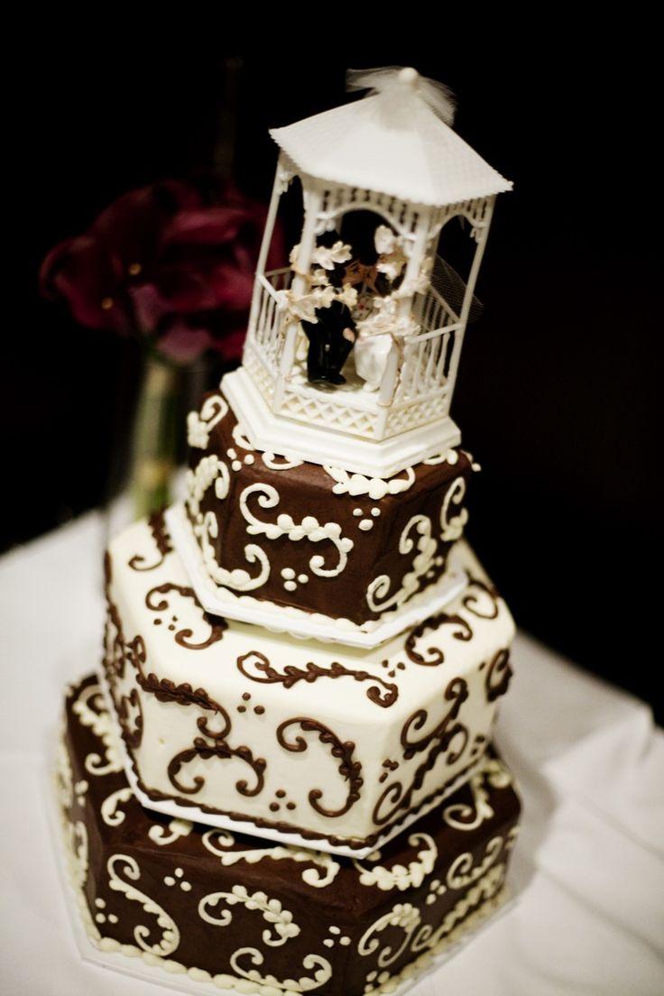 Unique Wedding Cakes Pinterest