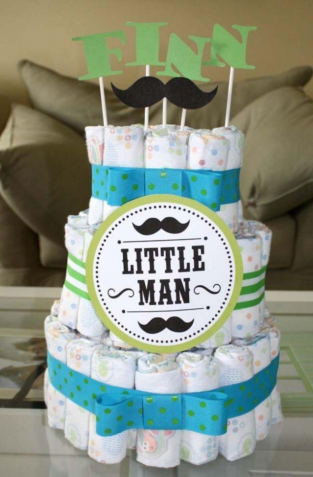 little man boy baby shower ideas kassie shower pinterest