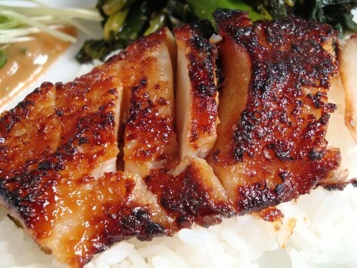 Miso glazed black cod | Recipes | Pinterest
