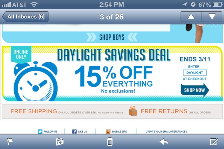 Old Navy coupon 15% off | Coupons | Pinterest