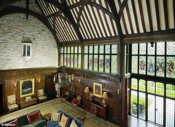 english tudor interior blithe spirit pinterest