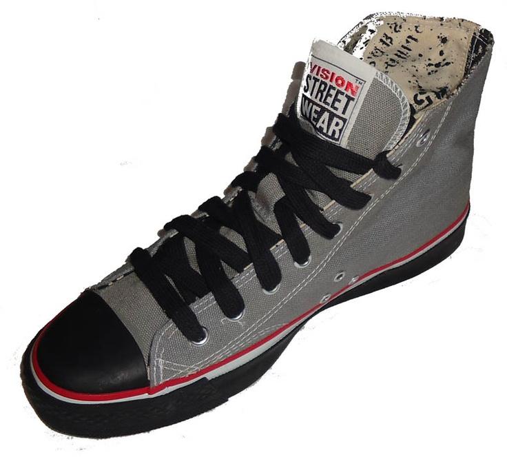 Vision Street Wear grey radness