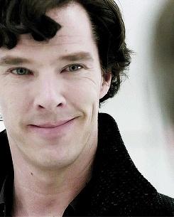 Sherlock Smile. | Interesting People | Pinterest
