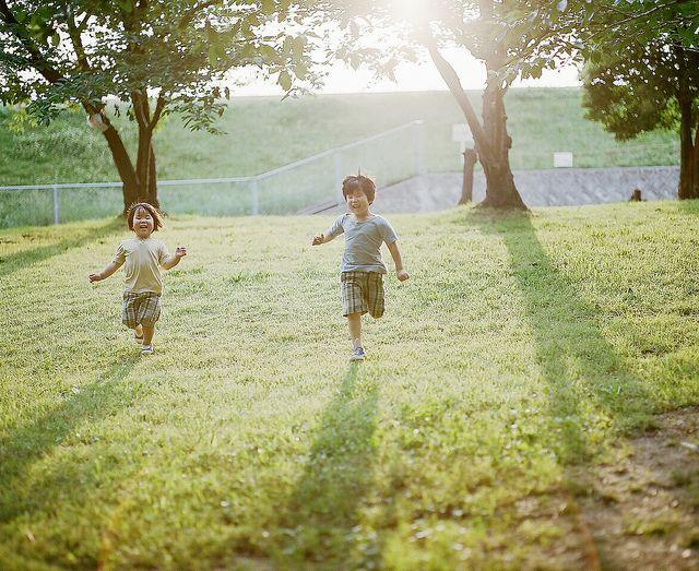 sutarday in the park - Hideaki Hamada