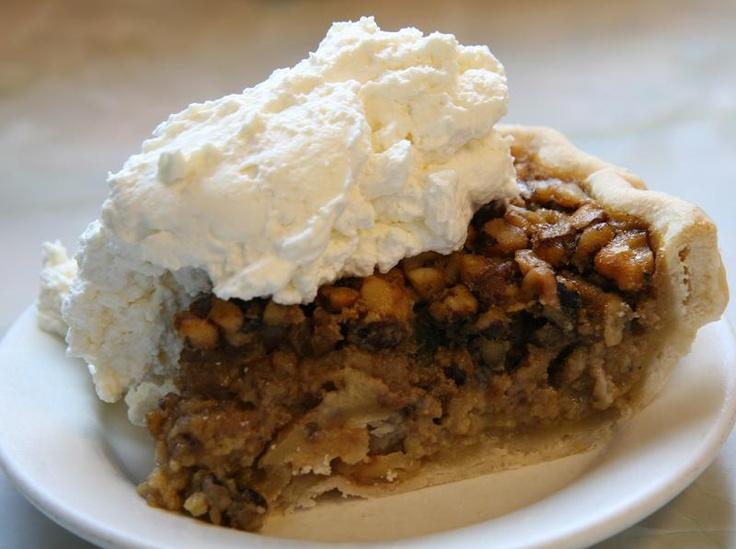 honey Walnut pie | Cakes/ Cupcakes/ Desserts | Pinterest