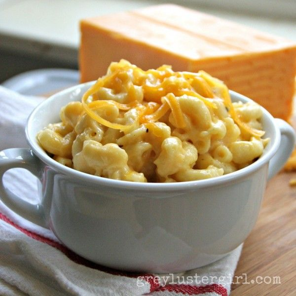 Tried It: Crock-Pot Mac and Cheese (could make this leaner with more ...