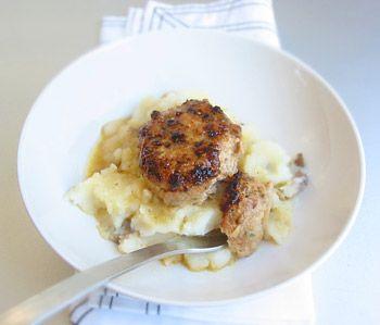chicken patties w/ rosemary and pancetta nosheteria » Blog Archive »