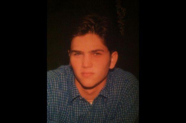 Jep Robertson Without A Beard! He kinda looks like Elvis P! @Mandii ...