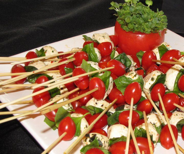 ... Baby Shower Appetizers / Party Appetizers / Recipes / Mini Salad bites