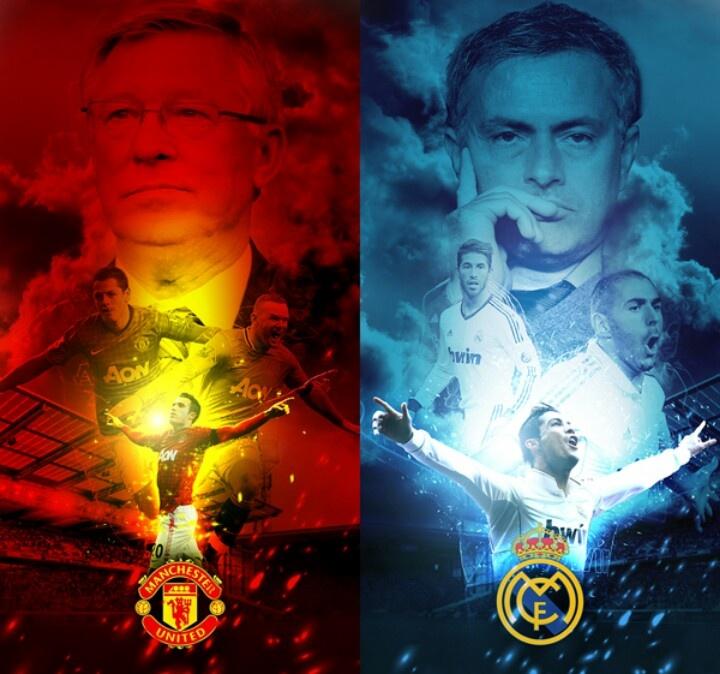manchester united vs real madrid chicago