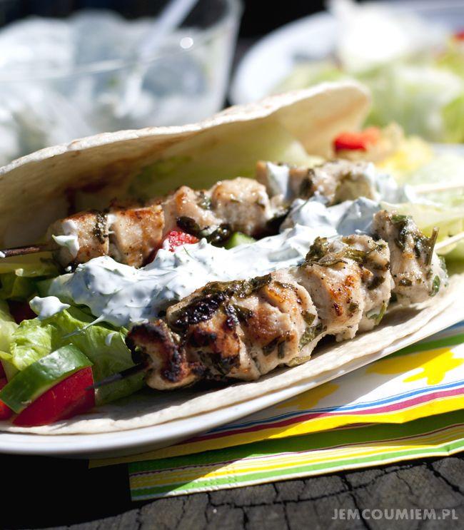 Grilled Chicken Kabobs | Fooooooddddddd