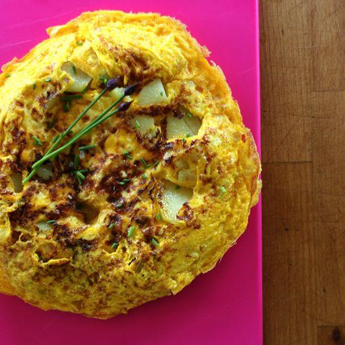 tortilla espanola | Favorite Recipes | Pinterest