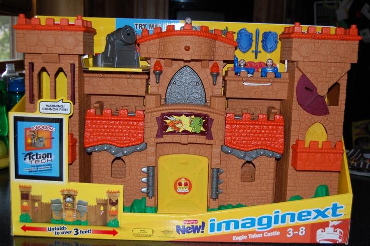Toy Castles For Little Boys : Imaginext castle ideas and toys for little boys pinterest