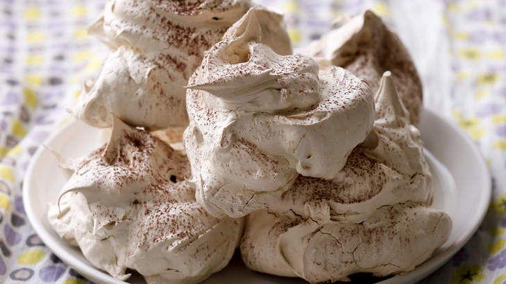 Brown sugar and spice meringues. | Food Glorious Food | Pinterest