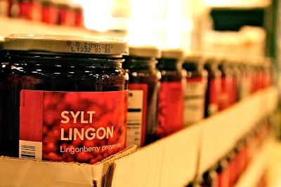 Lingonberry Or Cranberry Jam Recipe — Dishmaps