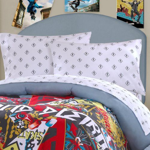 skateboard themed bedding google search