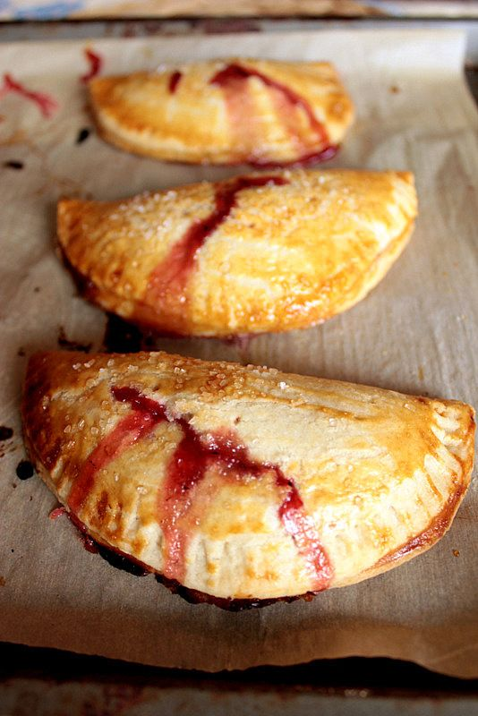 strawberry hand pies | recipes | Pinterest