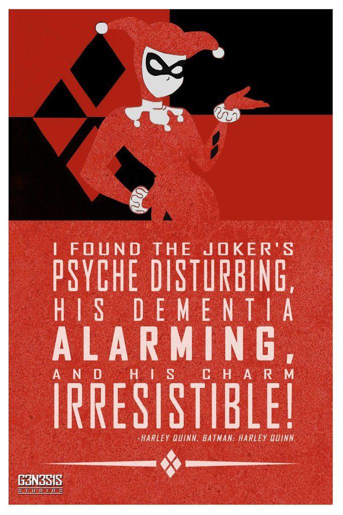 Joker Love Quotes : Joker Love Quotes. QuotesGram