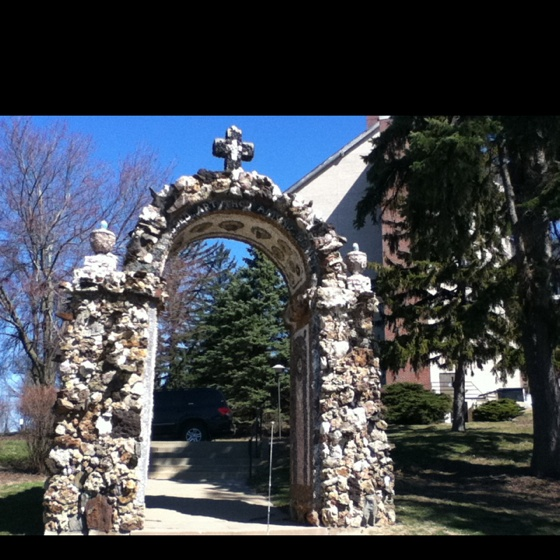 Mount mercy university grotto tall corn state pinterest for Mount mercy email