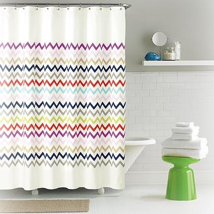 @KateSpade shower curtain. A fun unexpected gift!