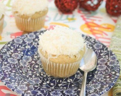 Coconut Snowball Cupcakes - Gluten Free - Tapioca Starch - All Purpose ...