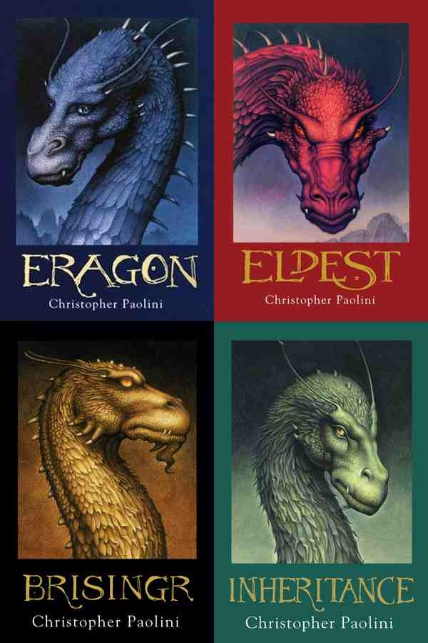 Inheritance Cycle Abridged - Christopher Paolini