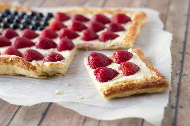 Berry Tart | Desserts | Pinterest