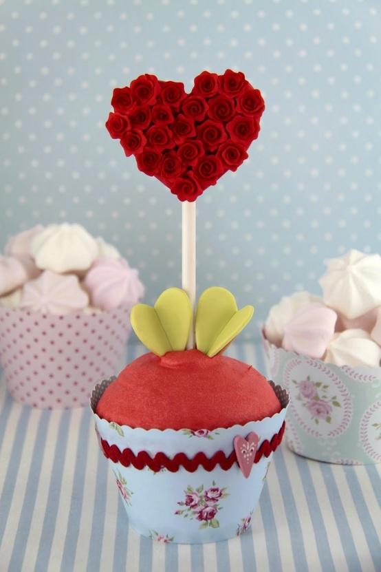 pistachio, raspberry and rose cupcakes | Food | Pinterest