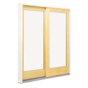 Andersen door 400 series 71 1 4 in x 79 1 2 in white for Home depot andersen patio doors