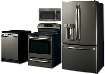 Slate appliances kitchen renovations pinterest - Home appliances that we thought ...