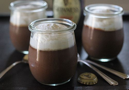 Guinness chocolate pudding | Sugar Sugar | Pinterest