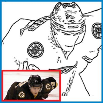 boston bruins hockey coloring pages - boston bruins coloring pages autos post