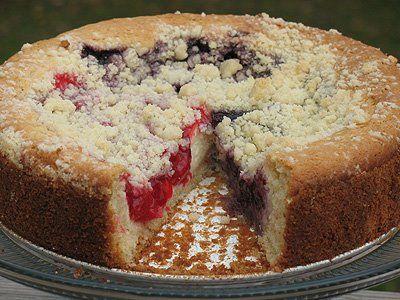 Cherry Cream Cheese Coffee Cake - this is amazing! one of my favorite ...