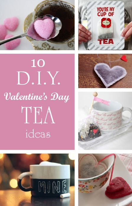 valentine's day tea gifts