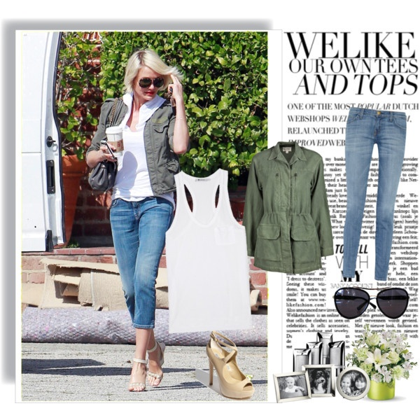 Cameron Diaz, created by kates37 on Polyvore