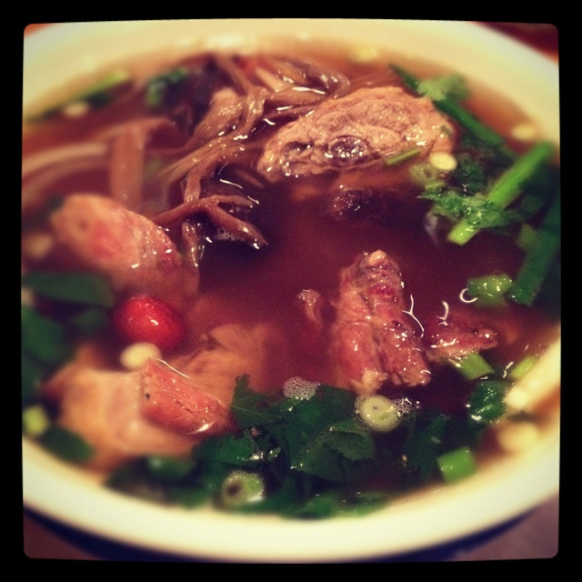 Duck Pho Recipe — Dishmaps